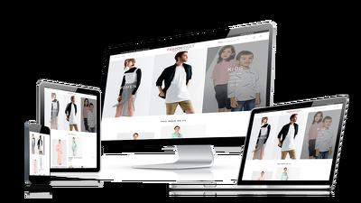 develop Responsive, SEO friendly WordPress website