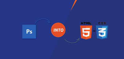 Convert your PSD into Responsive HTML/CSS