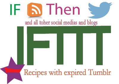 Create the effective IFTTT recipes for any RSS feed