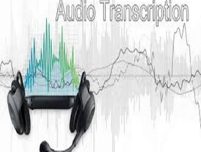 Transcribe 15 minutes of audio/video