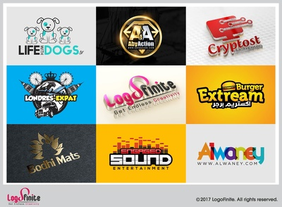 Design a Professional & Modern logo + All Source files
