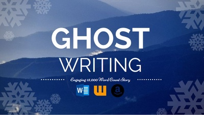 Do ghost writing for you