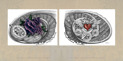 Design a tattoo for you in any style of your choice