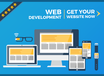 Develop Your Website