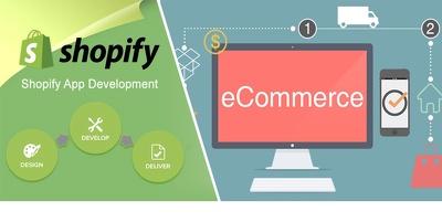 Build Shopify APP