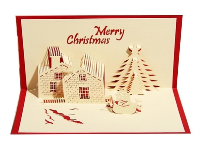 Christmas holiday cards