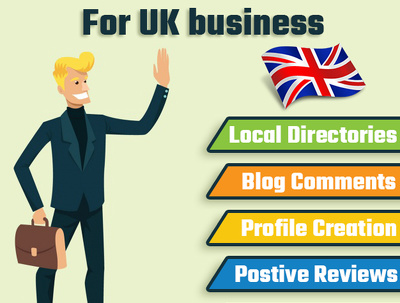 Get Q-SEO links for UK Websites--Directory, Comment, Review Site