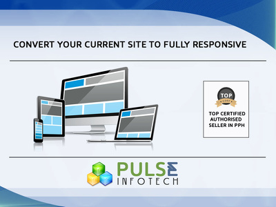Convert your current Website to Fully Responsive