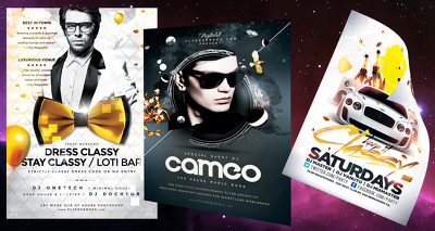 Design Any Event And Party Flyer With In 24 Hours