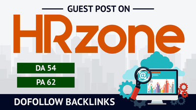 Write And Guest Post On HRzone.com DA54 dofollow backlinks