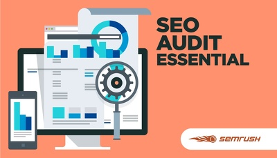 create a full SEO Audit - SEO Website Check Up Report