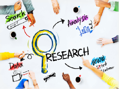 Provide  any 1 hour web research for your targeted business