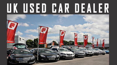 Send you 4000 plus UK USED CAR DEALER Contact/Email LIST