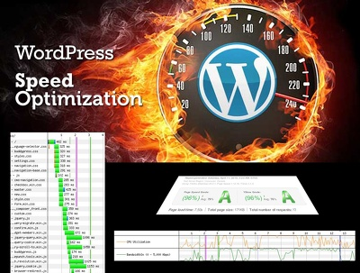 I Will Speed Up your Wordpress Website to Gtmetrix A90