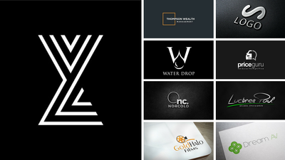 Design 3 Modern Logo In 24 Hours