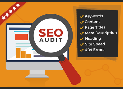Get your Website SEO Audit Report