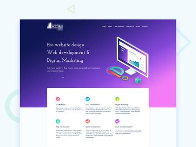 Mobile & Website UI/UX Design