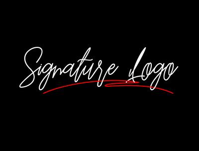 Design Beautiful Signature Logo