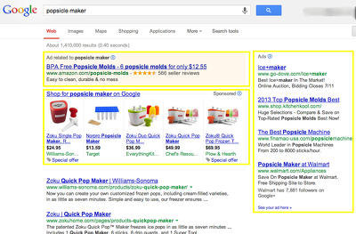 Create a custom Google Adwords campaign