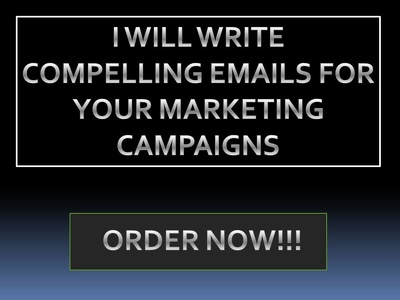 Write Call To Action Mail Copy For Your EMAIL Marketing Campaign