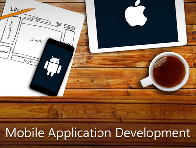 Develop your Mobile app(iOS/Android) or Cross platform.