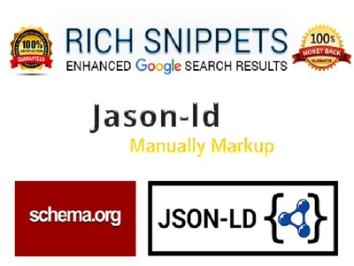 Do schema markup,rich snippet,structured data professionally