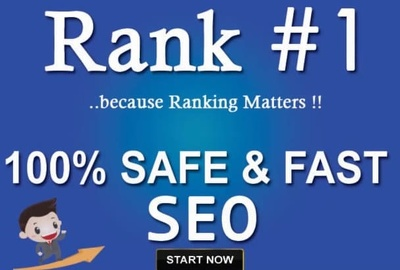 Best 100% manual safe seo link building package