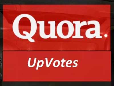 100 high quality profile Worldwide Quora upvotes your answer