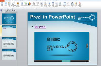 Design, redesign and edit modern presentatins