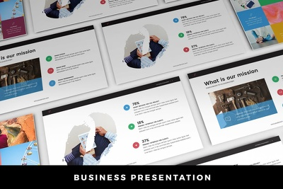 Design World Class Quality Business Presentation / Proposal