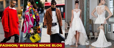 Guest Post On Fashion OR Wedding Niche DA60 PA72 TF49 Niche Blog