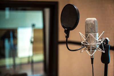 Professionally record an American Male Voiceover