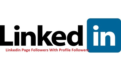 Provided 300 Linkedin Follow with 100 yt Like