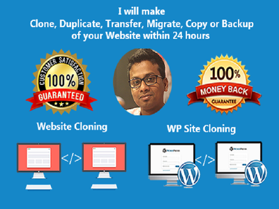 Clone, Duplicate And Migrate Your Website