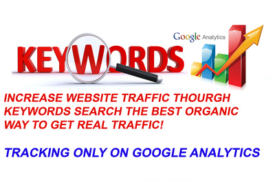 Unlimited KEYWORD TARGETED With LOW BOUNCE RATE