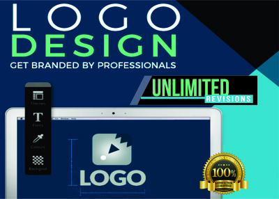 Design bespoke Logo + 6 concept + unlimited revisions + source f