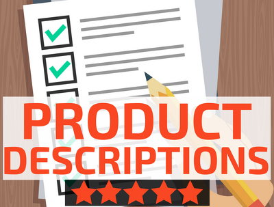 Write 10 top quality SEO product descriptions that CONVERT.