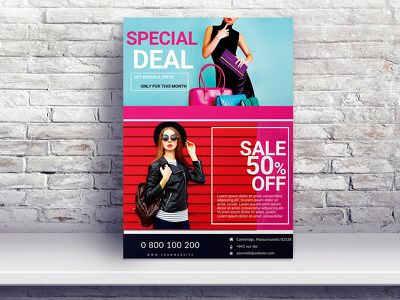 Bespoke Design for Leaflet+ Brochure+ Banner+ Poster or Flyer
