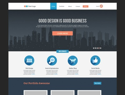 Create A Professional Website For Your Business in 48h