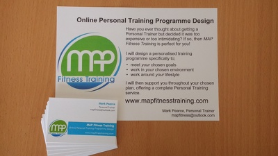 Design a bespoke 30 day personal training programme