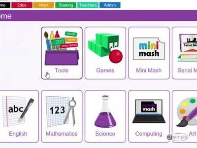 Create Your Purple Mash Logins