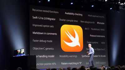 Work on iOS in Swift or Objective C