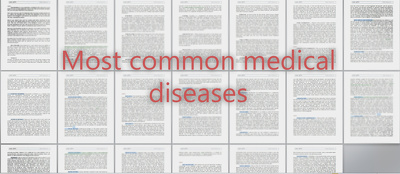 Send treatment recommendations of common medical diagnoses