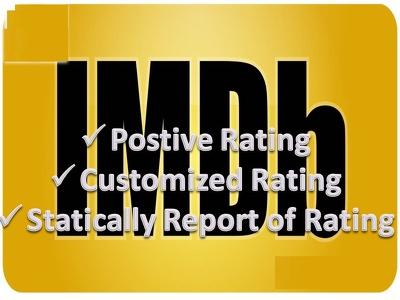 Add 100 10 star rating on IMDB