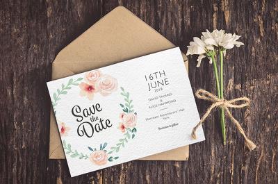Design beautiful & bespoke Wedding or Party Invitations