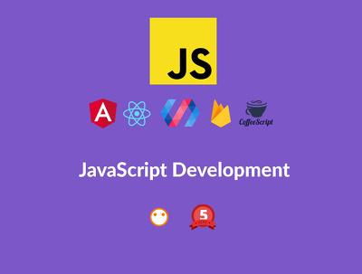JavaScript Developer for you (hourly)