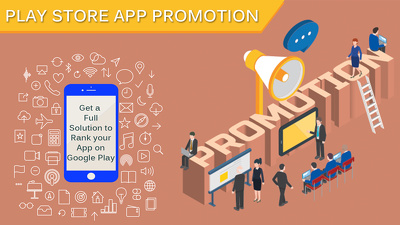 Promote your App with 250 Installs/Downloads & Get High Ranking