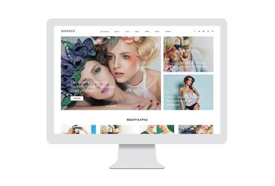 Design and Develop Beautiful WordPress Fashion Blog / Magazine