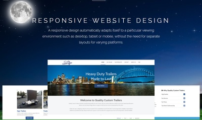 Design your professional website