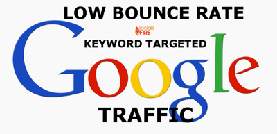 Provide 30 days SEO KEYWORD TARGETED  With Low Bounce